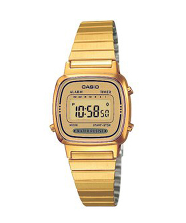 OROLOGIO CASIO VINTAGE MINI GOLD