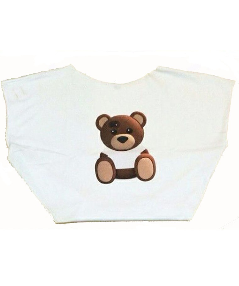 CROP TOP TEDDY
